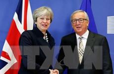 Châu Âu hoan nghênh thỏa thuận 'ly hôn' đạt được giữa Anh và EU