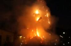 [Video] Độc đáo nghi lễ xua đuổi ma quỷ đón Giáng sinh tại Guatemala