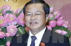 Đoàn đại biểu cấp cao Quốc hội Việt Nam làm việc tại Trung Quốc