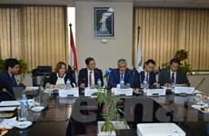 Việt Nam-Ai Cập đẩy mạnh hợp tác kinh tế và thương mại song phương
