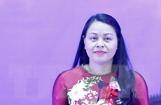 Đoàn cán bộ Hội LHPN Việt Nam thăm và làm việc tại Trung Quốc
