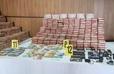 Cảnh sát Maroc thu giữ gần 3 tấn cocaine chỉ trong năm 2017