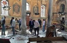 Ai Cập: Người Hồi giáo tấn công nhà thờ Cơ đốc giáo ở thủ đô Cairo