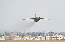 Máy bay của không quân Syria bị khủng bố bắn hạ bằng tên lửa