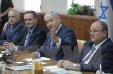 Israel thông qua dự luật gây tranh cãi giới hạn quyền của cảnh sát