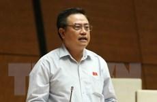 Ông Trần Sỹ Thanh giữ chức vụ Phó Trưởng Ban Kinh tế Trung ương