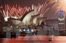 Australia tăng cường an ninh tại điểm bắn pháo hoa chào mừng Năm mới