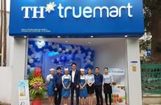 Khai trương cửa hàng TH true mart tại tỉnh biên giới Hà Giang