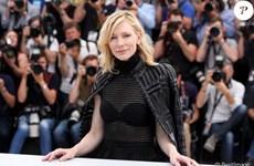 Minh tinh Cate Blanchett làm Chủ tịch Ban giám khảo LHP Cannes 2018