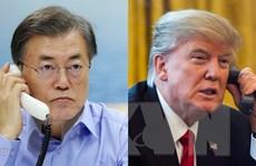 Mỹ-Hàn hoãn tập trận chung trong thời gian Olympic PyeongChang 2018