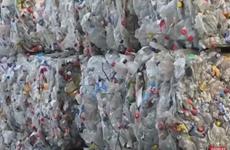 [Video] Trung Quốc khiến châu Âu lo ngại ngập trong rác nhựa