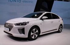 Doanh số xe ôtô thân thiện môi trường ở Hàn Quốc tăng vọt