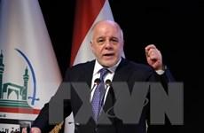 Thủ tướng Iraq Haider Abadi thông báo sẽ tái tranh cử