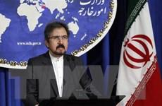 Bộ Ngoại giao Iran bác bỏ việc đàm phán về chương trình tên lửa