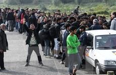 Pháp và Anh chuẩn bị tuyên bố hiệp ước mới về người di cư