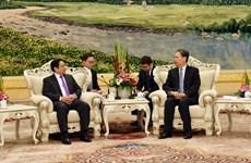 Không ngừng củng cố quan hệ hai Đảng Cộng sản Việt Nam-Trung Quốc