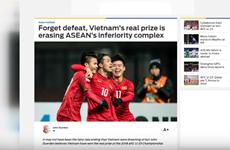 [Video] Các chiến binh U23 Việt Nam đã xóa đi sự tự ti cho ASEAN