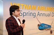 Vietnam Airlines tại Hong Kong hợp tác hiệu quả với đối tác quốc tế