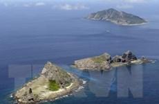 Nhật Bản phản đối yêu cầu của Trung Quốc hủy bỏ bản đồ gây tranh cãi