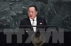 Triều Tiên: LHQ cần ngăn Mỹ cản trở việc cải thiện quan hệ liên Triều
