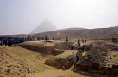 Phát hiện ngôi mộ 4.400 năm của người phụ nữ nổi tiếng Ai Cập cổ