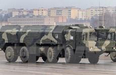 Nga tuyên bố quyền chủ quyền về việc triển khai tên lửa ở Kaliningrad