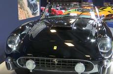[Video] Triển lãm xe ôtô cổ tại Paris trưng bày 600 xe cực hiếm
