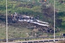 Hezbollah ca ngợi Syria bắn hạ chiến đấu cơ F-16 của Israel