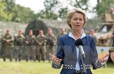 Chính phủ Đức muốn mở rộng vai trò của quân đội tại Iraq