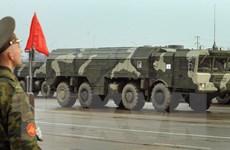 Mỹ theo dõi hoạt động triển khai quân sự của Nga ở Kaliningrad