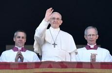 Giáo hoàng Francis gửi lời chúc Tết Nguyên đán đến người dân châu Á