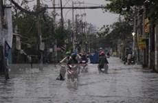 TP. Hồ Chí Minh có thể bị ngập dịp Tết do mưa trái mùa và triều cường