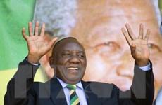 Ông Cyril Ramaphosa chính thức được bầu làm Tổng thống Nam Phi