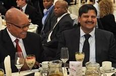 Nam Phi thu hồi tài sản gia đình nhà Gupta sau cáo buộc lợi ích nhóm