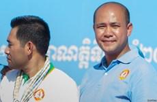 Con trai út của Thủ tướng Campuchia Hun Sen được thăng hàm