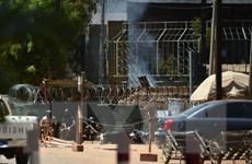 Tình hình tại Đại sứ quán Pháp tại Burkina Faso đã được kiểm soát