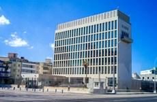 Mỹ duy trì lâu dài số nhân viên tối thiểu tại Đại sứ quán tại Cuba