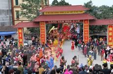 Lễ hội Kinh Dương Vương tri ân Vua Thủy Tổ dân tộc Việt Nam