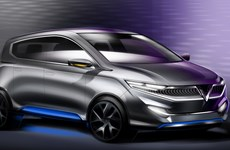 Vinfast ra mắt 36 mẫu thiết kế ôtô điện và động cơ đốt trong cỡ nhỏ