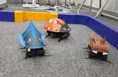 Hàn Quốc ứng dụng công nghệ robot mô phỏng động vật nhỏ