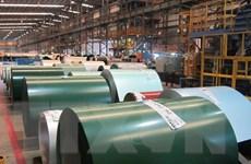 Gia hạn tiếp nhận hồ sơ về biện pháp chống bán phá giá đối với thép mạ