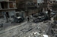Nga: Phe nổi dậy tại Syria đang dàn dựng một vụ tấn công hóa học