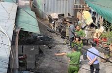 Vụ cháy làm 5 người chết ở Đà Lạt: Có dấu hiệu là một vụ án phức tạp