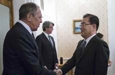 Hàn Quốc kêu gọi Chính phủ Nga tham gia tiến trình Triều Tiên