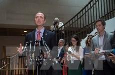 Mỹ: Phe Dân chủ tiếp tục điều tra cáo buộc Nga can thiệp bầu cử