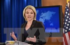 Mỹ bổ nhiệm bà Heather Nauert làm Quyền Thứ trưởng Ngoại giao