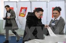 Các quan sát viên nước ngoài đánh giá cao hệ thống bầu cử Nga