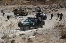 9 cảnh sát Afghanistan thương vong sau khi bị Taliban tấn công