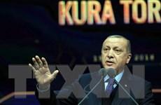 Thổ Nhĩ Kỳ chỉ trích EU thiên vị Hy Lạp và Cộng hòa Cyprus