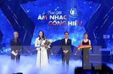 Mỹ Tâm, Dương Cầm và Ngọt thắng lớn tại giải Cống hiến 2018